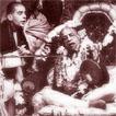 Swami Tripurari singing to Srila Prabhupada