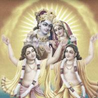 thumbnail for Gaura/Nitai & Radha/Krishna